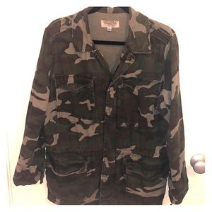 Urban Outfitters Army Jacket